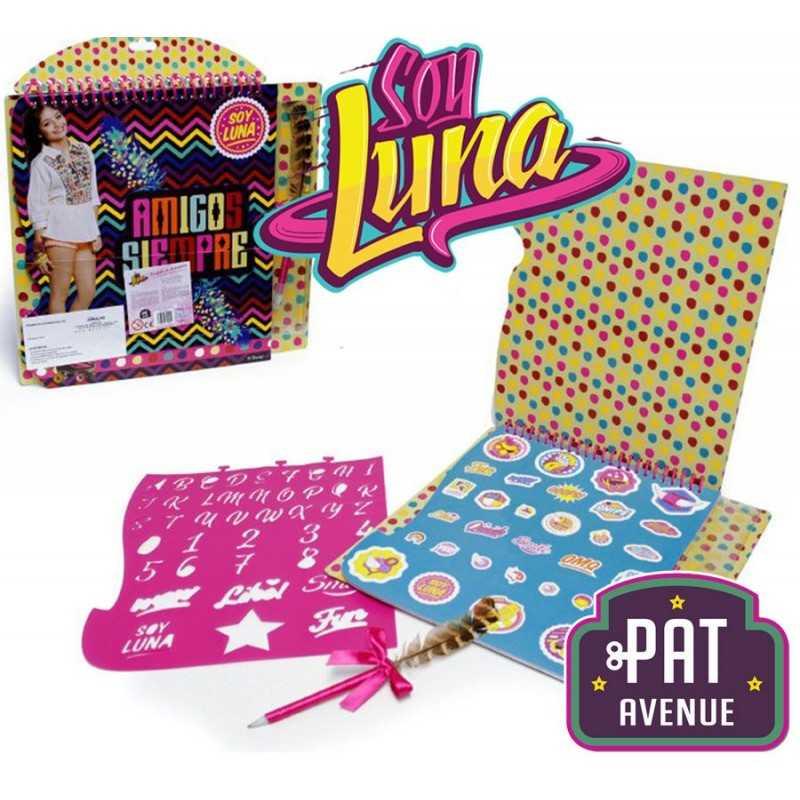 Portafolio de Actividades Soy Luna - Pat Avenue