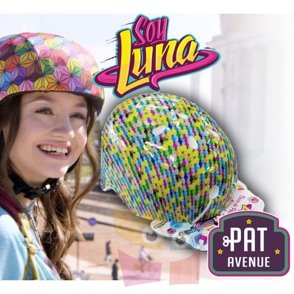 Casco Soy Luna Original - Pat Avenue