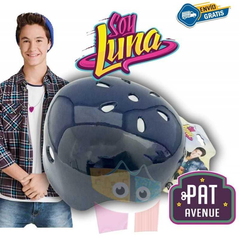 Casco Soy Luna Original Simon - Pat Avenue