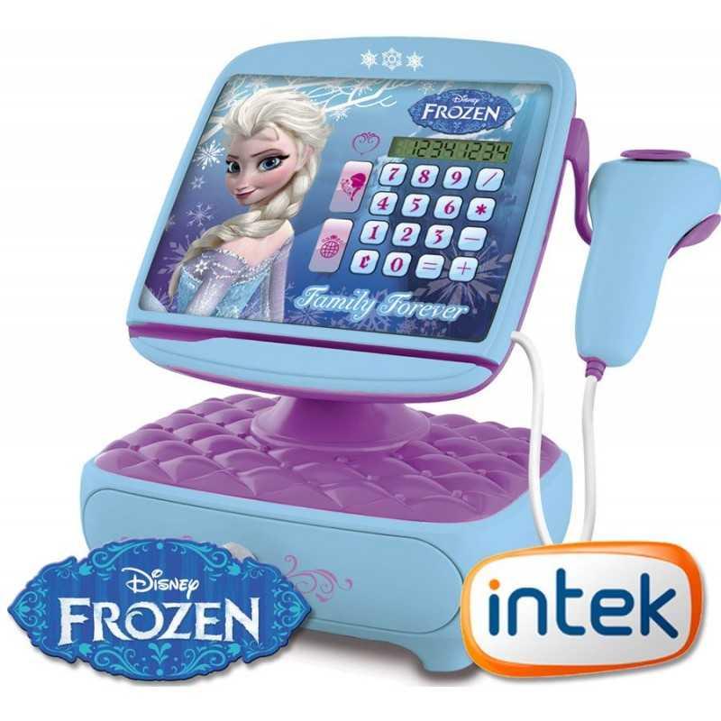 Caja Registradora Frozen - Intek