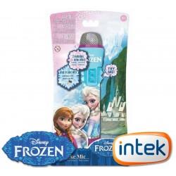 Microfono Frozen - Intek