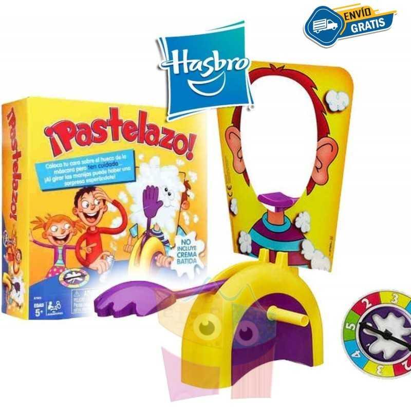 Juego Pastelazo - Hasbro - Pie Face