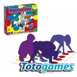 Remolino Te Acompaña - Toto Games