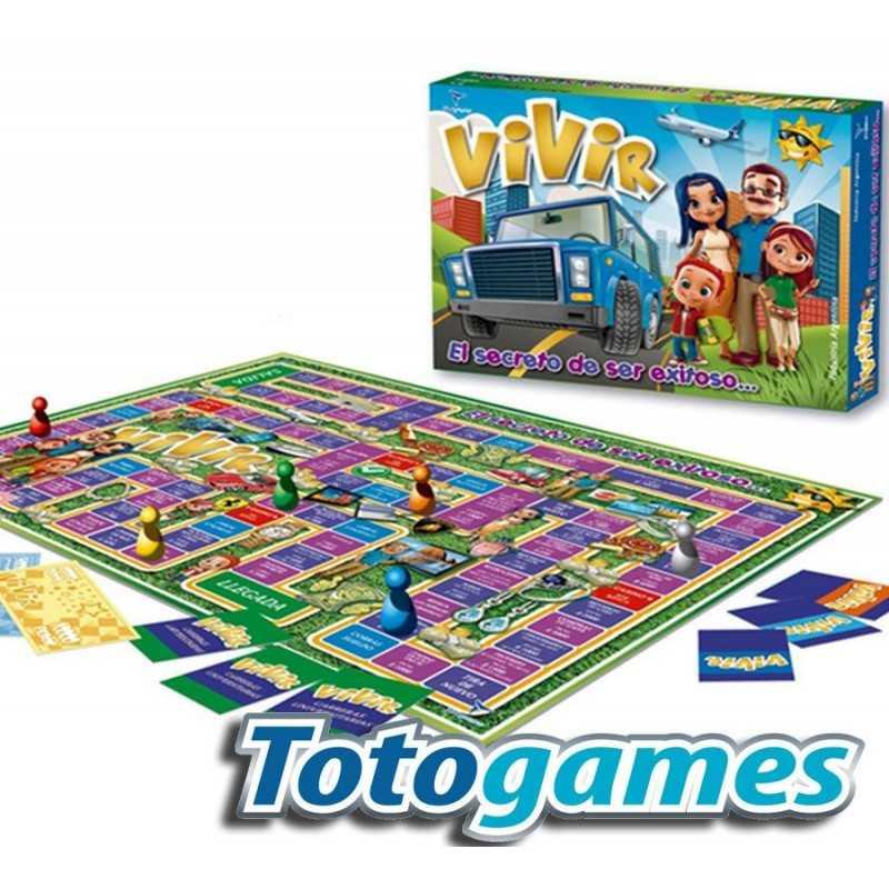 Vivir - Toto Games