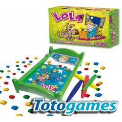 Lola y las Pulgas en la cama - Toto Games