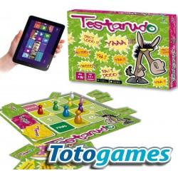 Testarudo + App - Toto Games