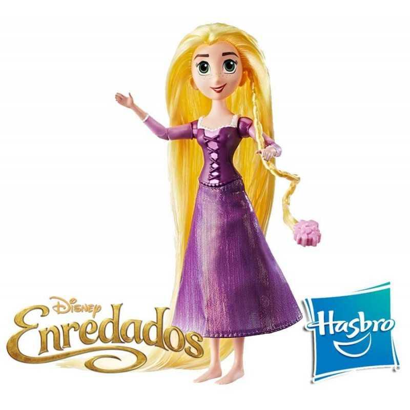 Rapunzel de la Serie Enredados otra vez de Disney - Hasbro
