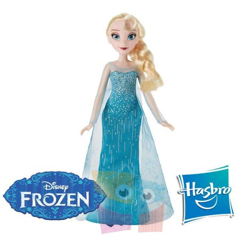 Muñeca Elsa Clásica Disney Princess - Hasbro