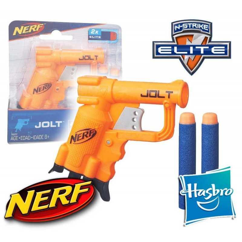 Lanzador Nerf N-Strike Jolt Blaster Hasbro