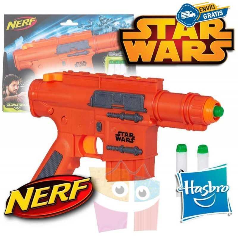 Pistolaser Star Wars Captain Cassian Andor  Nerf - Hasbro