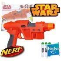 Pistolaser Star Wars Poe Dameron Nerf - Hasbro