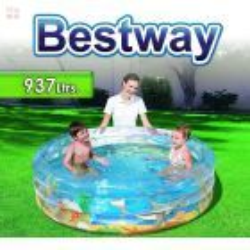 Piscina Bestway - 937 Ltrs. Infantil Vida Marina - Inflable - 51046