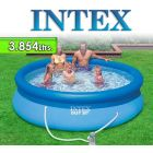 Piscina Intex - 3.854 Ltrs. - Redonda - Con borde inflable - 28122