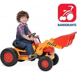 Tractor Excavadora a pedal - Bandeirante - 429