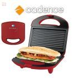 Sandwichera Minigrill Colors Roja - Cadence - SAN231