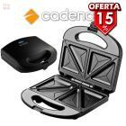 Sandwichera Tostadora Easy Toaster - Cadence - SAN224