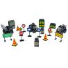 Kit de autitos Police Squad - Bell Toy - 9085