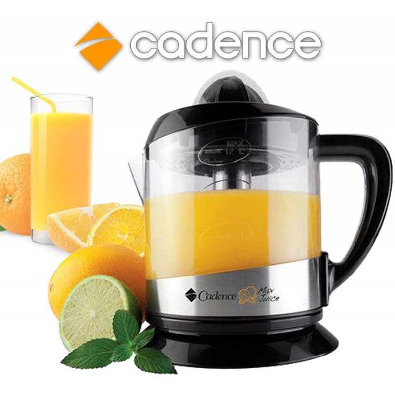 Exprimidor de Frutas Max Juice - Cadence - ESP801