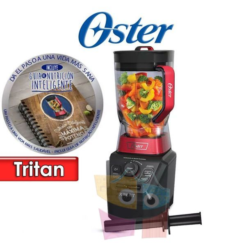 Licuadora Xpert Series con jarra  de Tritan - Oster - BLSTVB-P00-053