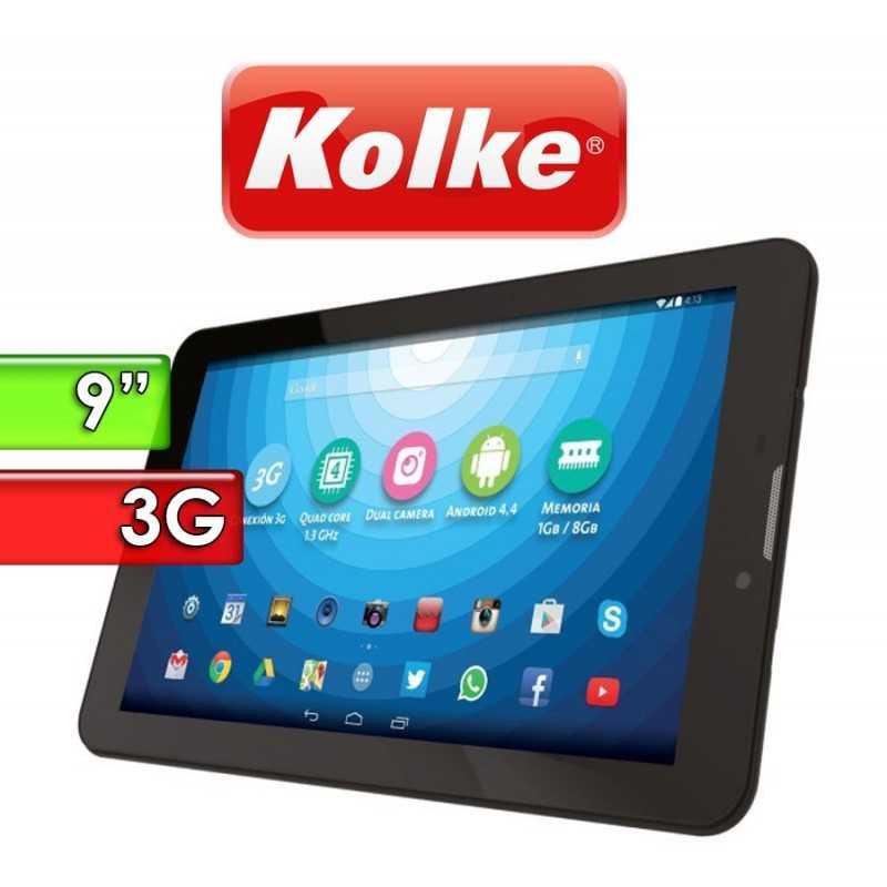 """Tablet 9"""" 3G - Kolke - 93G"""