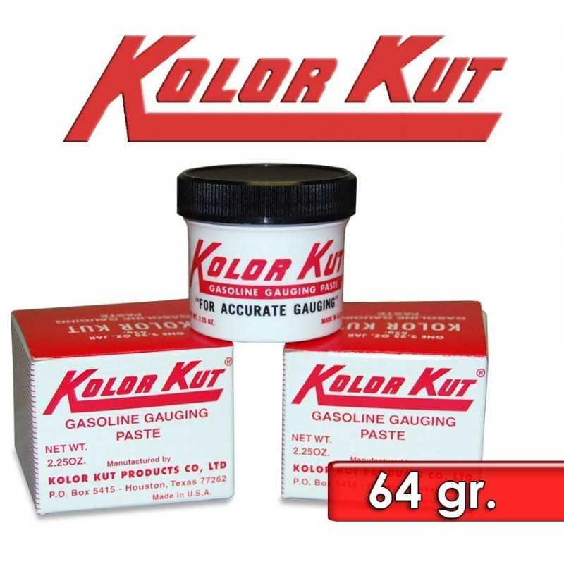Pasta Kolor Kut - Pasta Calibradora de nivel para tanques de combustibles