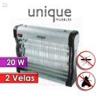 Mata Insectos Eléctrico de 20 W - Unique - RC-MM20W