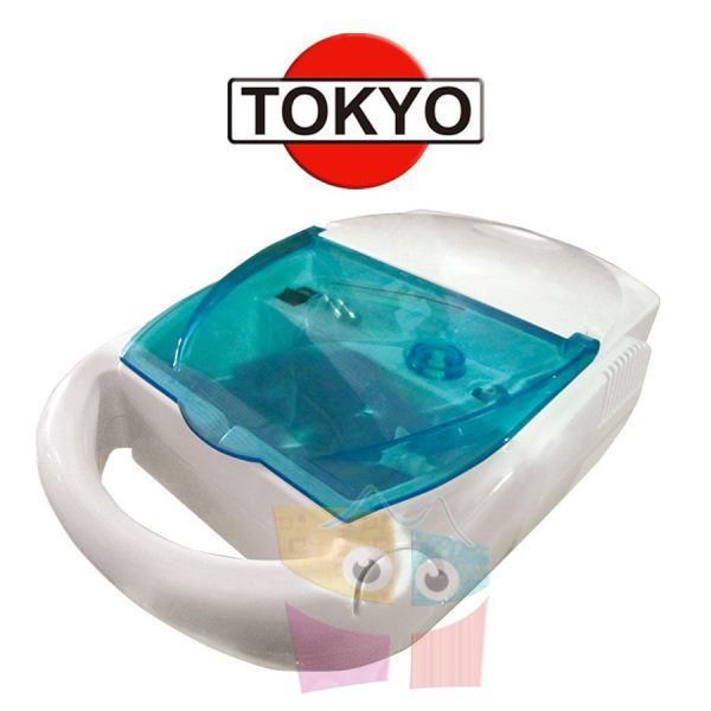 Nebulizador Tokyo A Piston Compresor - Tokyo - TOK208