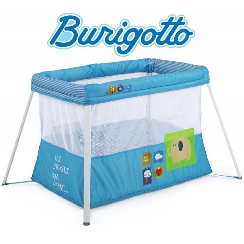 Cuna Corralito - Burigotto - Oasis Azul IXCE5086GLC39