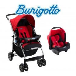 Carrito de bebé Rio K Rojo + Baby Seat Touring Evolution SE - Burigotto - IXCJ4016PR03