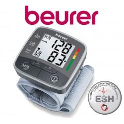 Tensiómetro digital de muñeca para toma de presión - Beurer - BC32