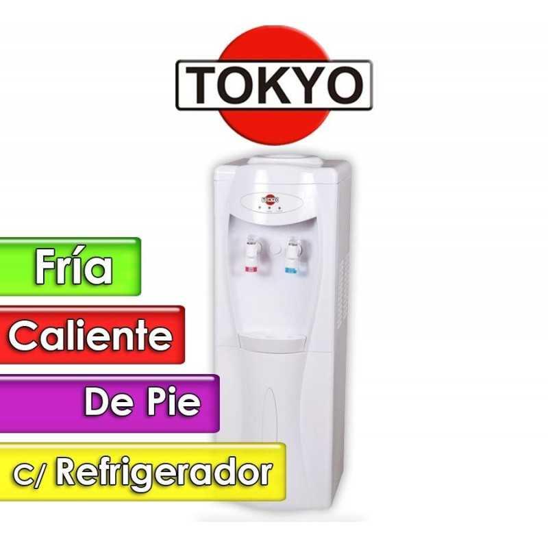 Bebedero Bebedero de Pie Agua Fria y Caliente con Refrigerador - Tokyo - TOK1091P