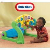 Centro de actividades 5-en-1 Gimnasio Adjustable - Little Tikes
