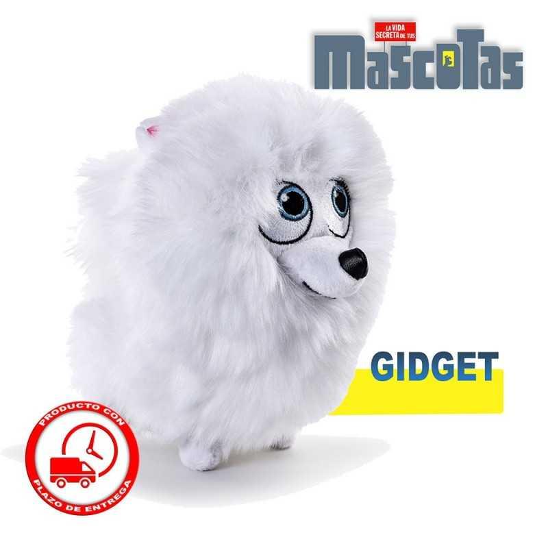 Muñeco peluche Gidget - La vida secreta de tus mascotas