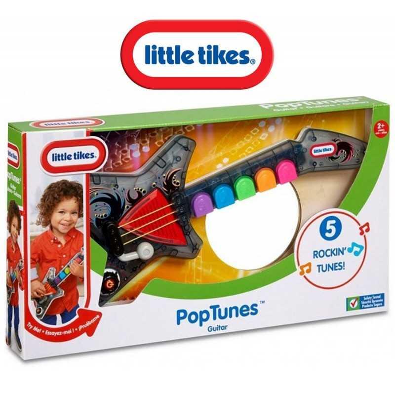 Guitarra Pop Tunes - Little Tikes