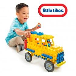 Bus Escolar de Bloques Waffle - Little Tikes
