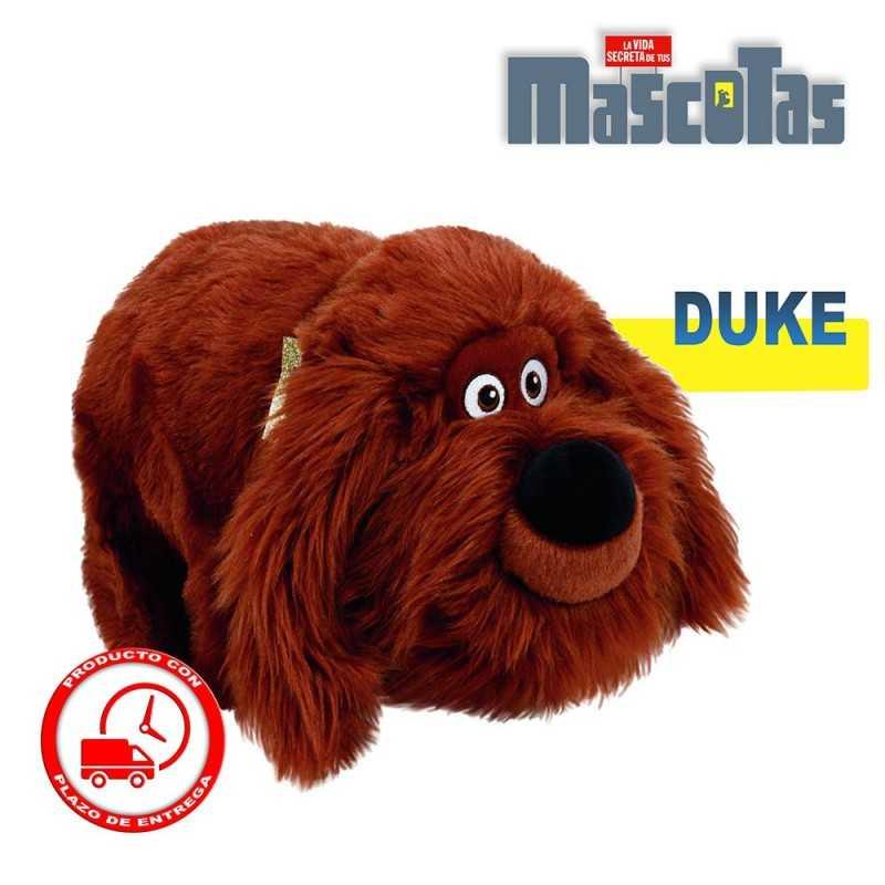 Muñeco peluche Duke - La vida secreta de tus mascotas
