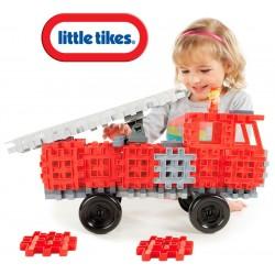 Camión de Bomberos de Bloques Waffle - Little Tikes
