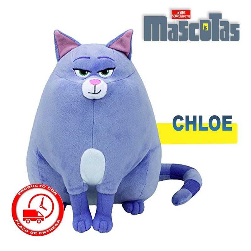 Muñeco peluche Chloe - La vida secreta de tus mascotas