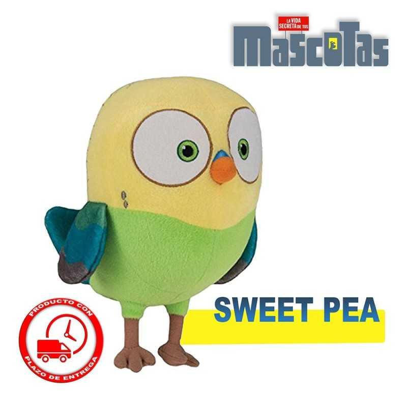 Muñeco peluche Sweet Pea - La vida secreta de tus mascotas