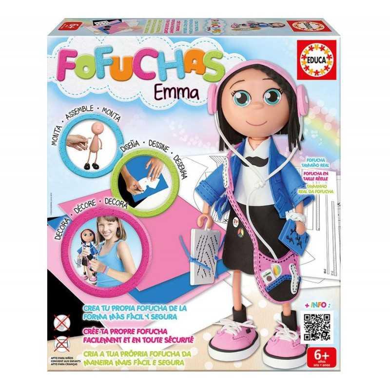 Fofucha Emma - Educa