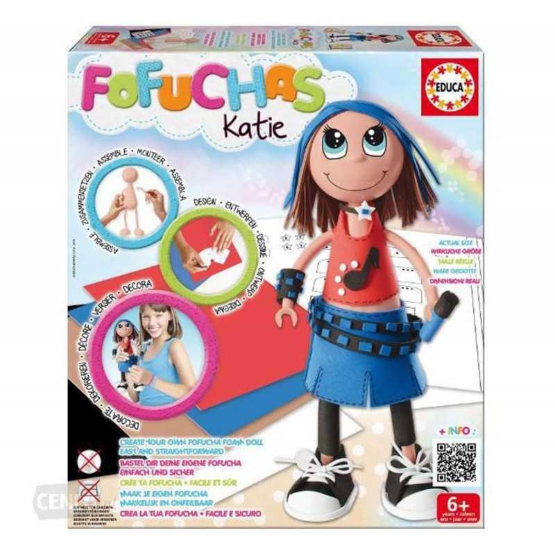 Fofucha Katie - Educa