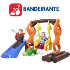 Parque Playground Zooplay - Bandeirante - 7005
