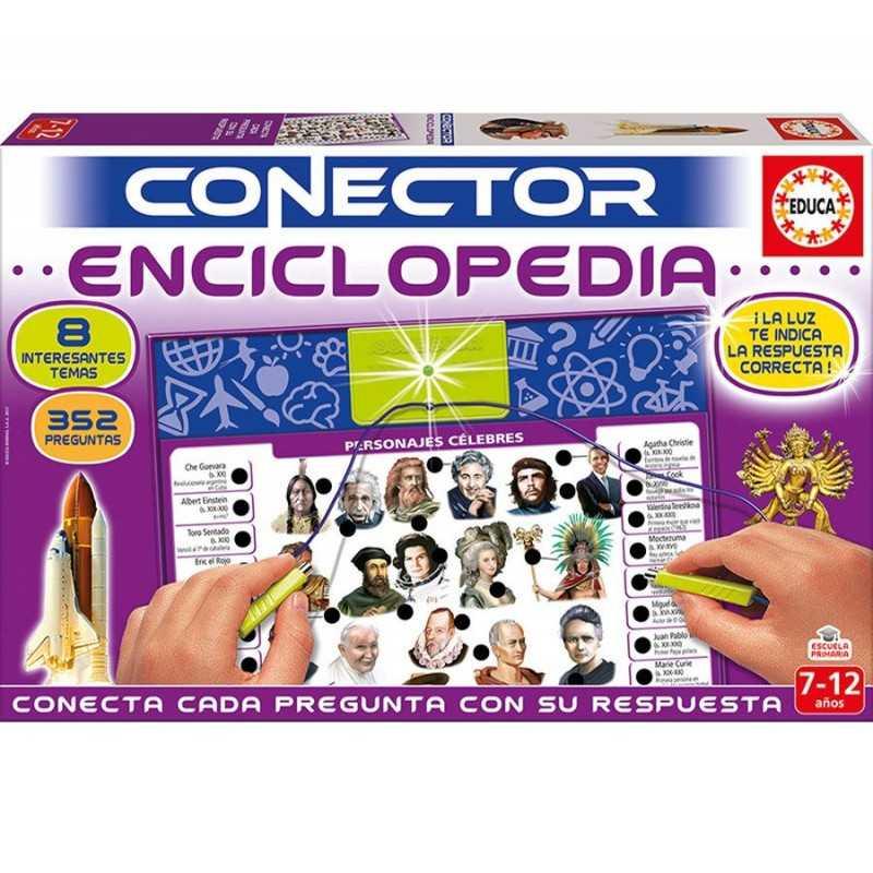 Conector Enciclopedia - Educa