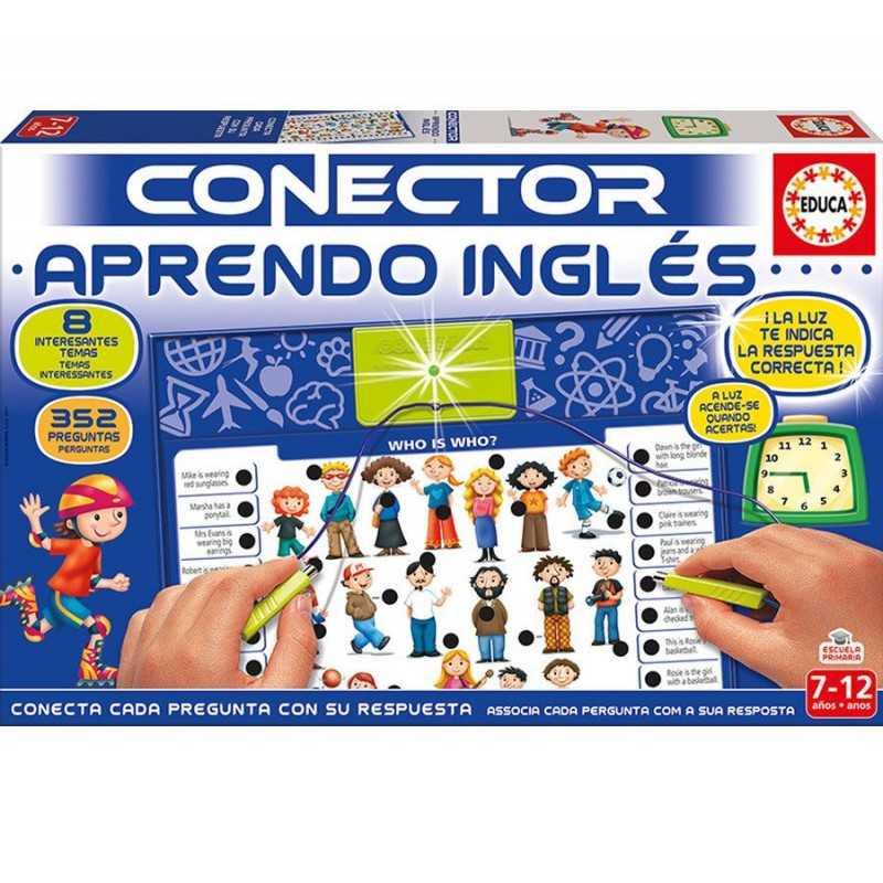 Conector Aprendo Ingles - Educa