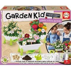 Garden Kid Cosmos del Japon Margarita y Zinnia - Educa
