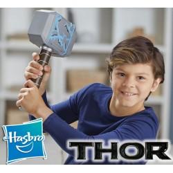 Martillo de Thor con Estruendo - Thor Ragnarok - Hasbro