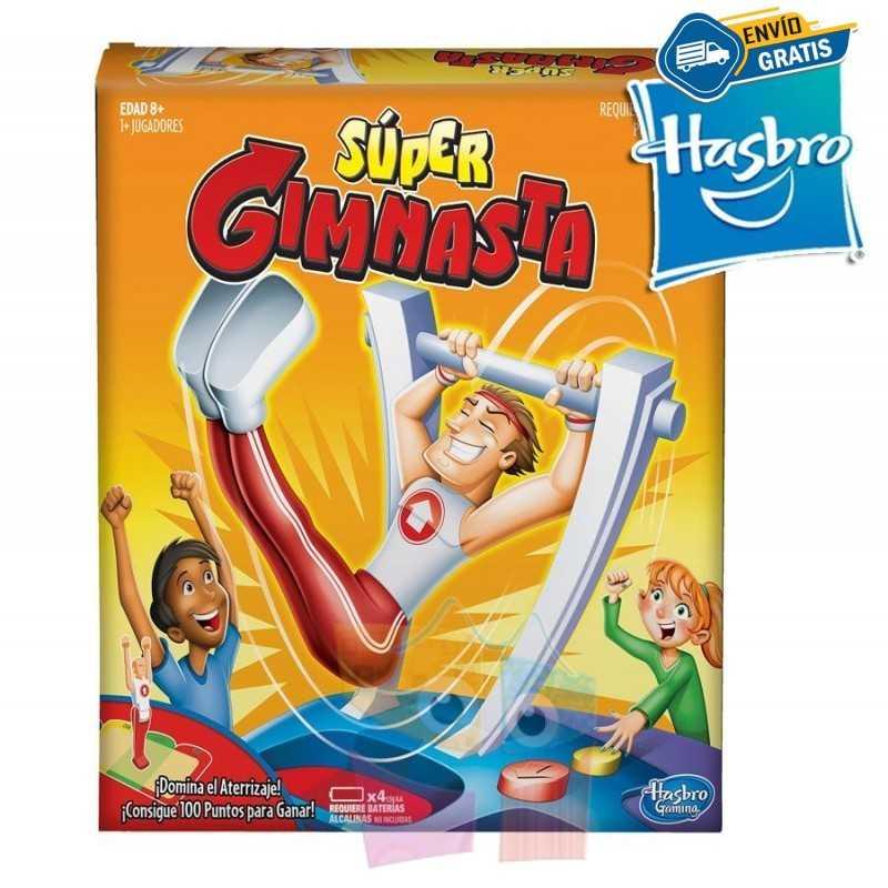 Super Gimnasta - Hasbro