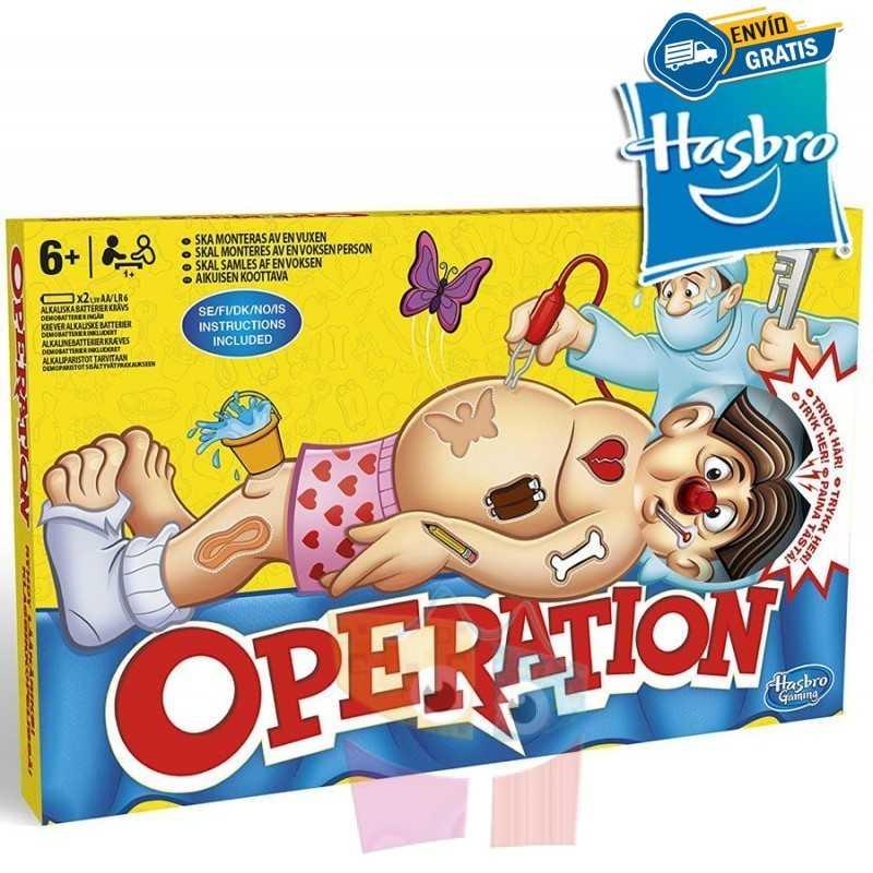 Operando - Hasbro