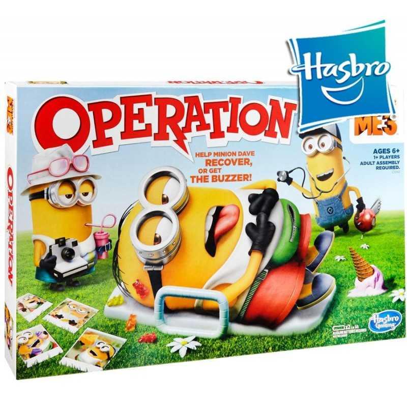 Operando Edición Mi Villano Favorito 3 - Hasbro