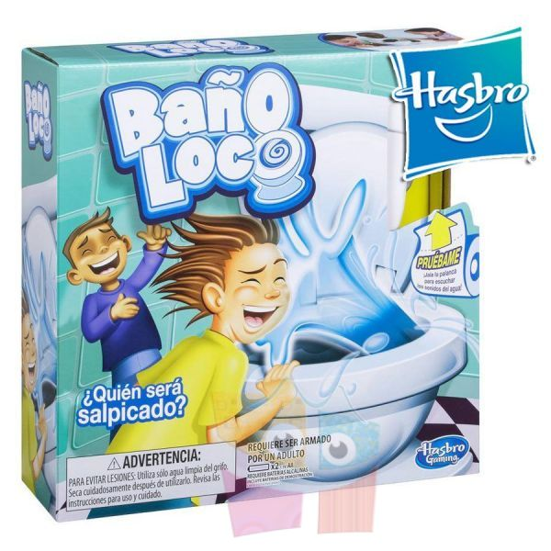Baño Loco - Hasbro